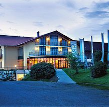Clubhaus, Golfclub Berchtesgadener Land