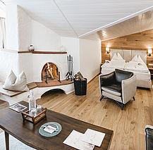 Hotel Eichingerbauer****Superior - Kamin Suite