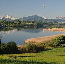 (c) Salzburger Seenland Wallersee
