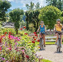 Radfahren in Bad Ischl