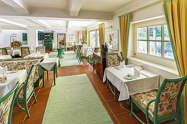 Restaurant Maninseo im Hotel Seehof