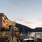 Das Bootshaus am Traunsee