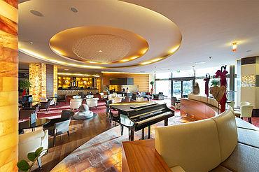 Lobby, (c) Eurothermen Resort