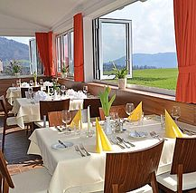 Aktiv & Familienhotel Alpenblick*** Ausblick