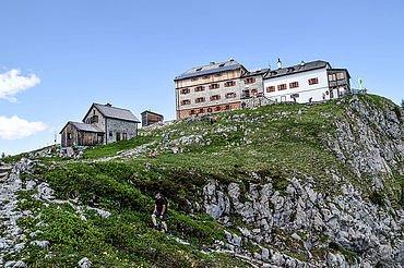 Das Watzmannhaus, ©Berchtesgadener-Land-Tourismus