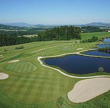 Golfclub Römergolf, Luftaufnahme