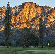 Abendstimmung (c) Golfclub am Mondsee
