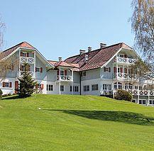 Clubhaus, Golfclub Drachenwand
