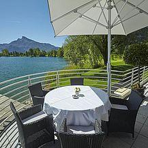 Traumhafte Kulisse (c) Golfclub Am Mondsee