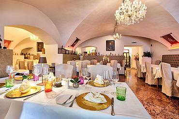 Culinaro, (c) Schlosshotel Mondsee