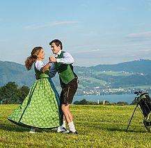 Golfen am Attersee (c) Oberösterreich Tourismus GmbH_Hermann Erber