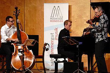 Musiktage Mondsee, © Willi Pleschberger