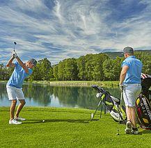 (c) Golfclub am Mondsee
