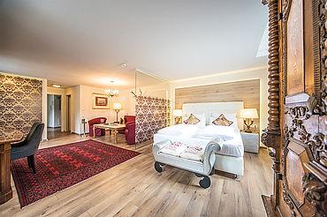 Suite Odilo, (c) Schlosshotel Mondsee