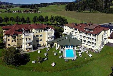 Aussenansicht Hotel Eichingerbauer