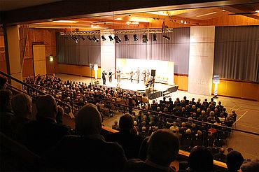 Attergauer Kultursommer, Attergauhalle, (c) TVB Attersee Attergau, Foto: Simone Puchner