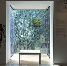 Gustav Klimt © TVB Attersee-Salzkammergut_Klaus Costadedoi